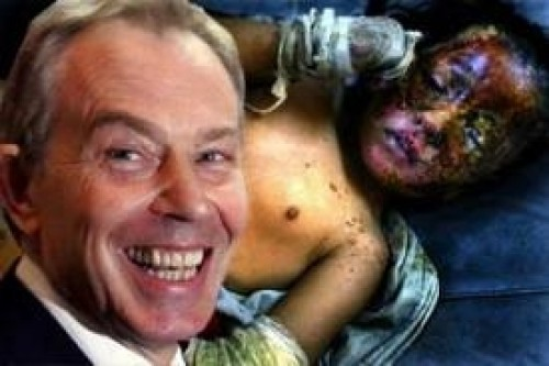 Tony Blair - A War Criminal and an Intolerant Extremist