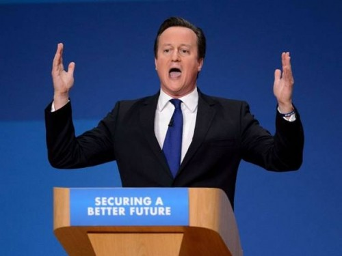 Cassetteboy Critiques Cameron's Anti-Islamic Values