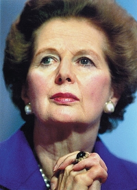 How will I remember the Iron lady – Mrs Thatcher?