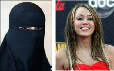 The Niqab Ban Furore, Miley Cyrus and the Silence of Feminism