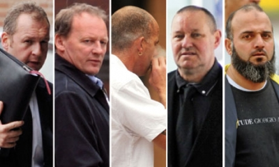 5 of the 8 men convicted in Derby are white