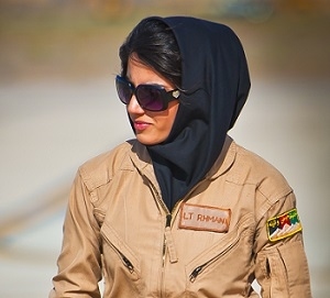 Afghanistan's International Woman of Courage